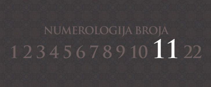 Numerologija broj 11