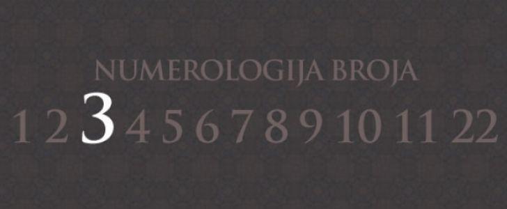 Numerologija broj 3