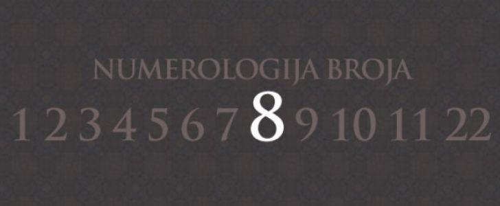 Numerologija broj 8