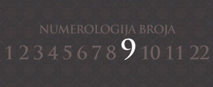 Numerologija broj 9